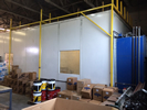 Clean Environmental Room Enclosure Panels