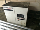 Ingersoll-Rand Air Compressor and Air Dryer