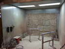 Global Finishing Solutions Spray Booth